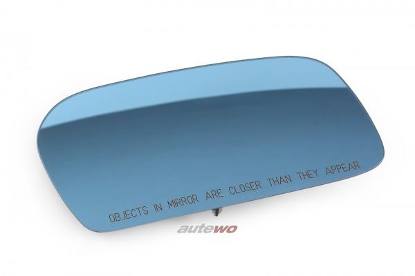 4A1857536D NEU Audi 100/S4 C4 Außenspiegel-Glas konvex Rechts