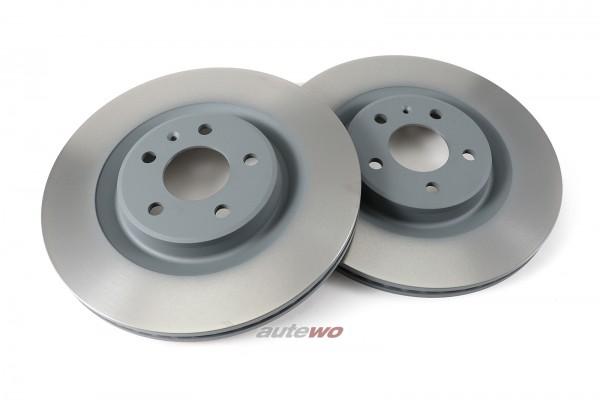 Bremsscheiben Hinten Audi A4/A5/A6/A7/A8/Q5/Q7 ersetzt 4H0615601D/H/K/Q