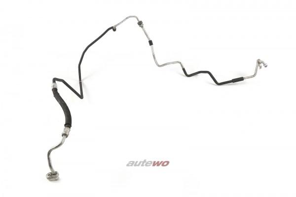 4E1260712AJ 4E0260710P Audi A8 D3/4E V8 TDI Klimaleitung Kondensator Verdampfer