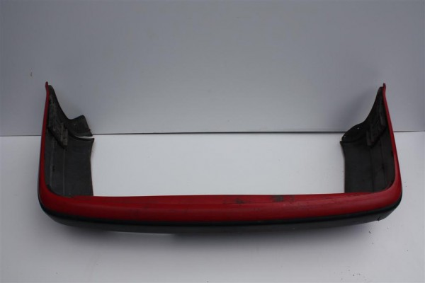 Audi 100 C4 Limousine/Avant Stoßstange hinten rot 4A0807305S