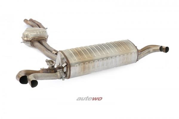 4M8253078BL NEU Audi RSQ8 4.0l 8 Zylinder Sport-Abgasanlage original