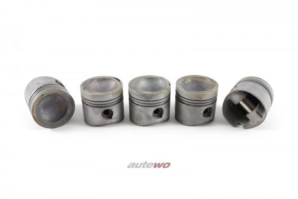 034107065P Audi 100/200 Typ 44 5-Zylinder 10V Turbo MC Satz Kolben 81mm