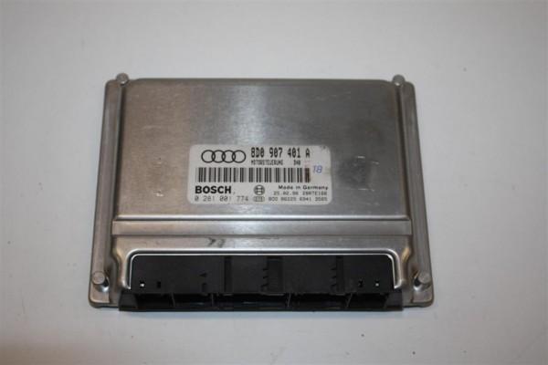 Audi A4 B5 2.5l 150PS AFB Motorsteuergerät 8D0907401A