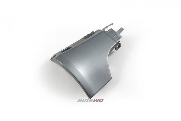 8E0853579C Audi A4 8E/B6/B7 Schwellerverkleidung Hinten Links grau