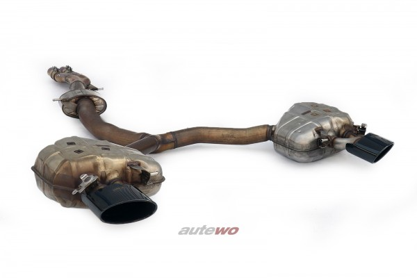 8W0253611Q/8W0253612E NEU Audi RS4 B9/8W 2.9l TFSI Klappen-Abgasanlage
