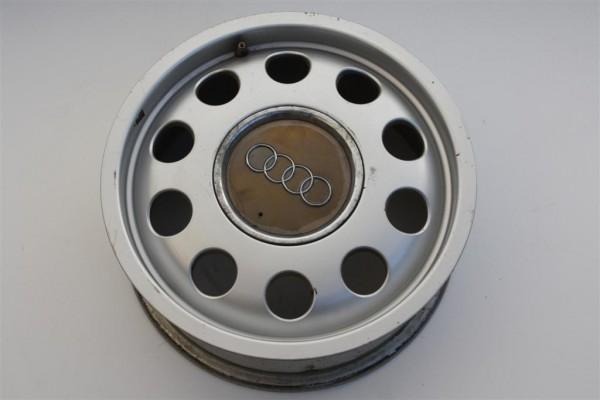 Audi A3 8L original Alufelge 6Jx15 ET38 Lochkreis 5x100 8L0601025E