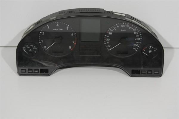 Audi A8 D2 Kombiinstrument 4D0919881X 4D0919033M