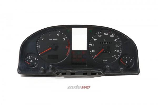 8G0919033E Audi Cabriolet Typ 89 Facelift 1.9l TDI Kombiinstrument VDO 220km/h