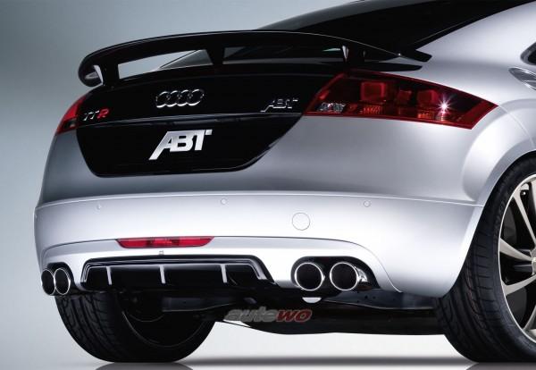 ABT Sportsline Heckspoiler Audi TT 8J 8J0800104R