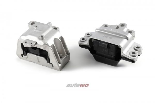 034Motorsport verstärkte Motorlager Audi/VW A3/S3 8P/TT/TTS 8J/Golf 5/6