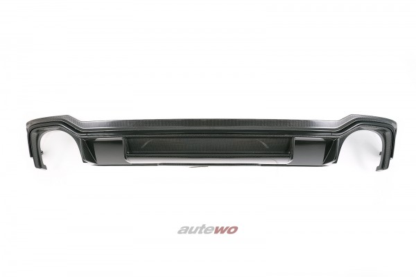 8W9807521B NEU Audi RS4 B9/8W Carbon-Diffusor hintere Stoßstange