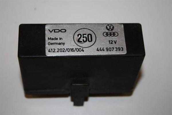 Audi/VW 100/200 Typ 44 Relais 250 Leerlaufstabilisierung 444907393