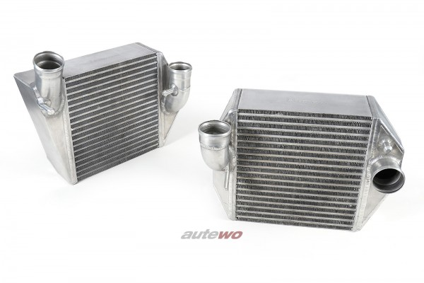 NEU Audi S4 B5 2.7l Biturbo Ladeluftkühler Paar ersetzt 078145805N/078145806L