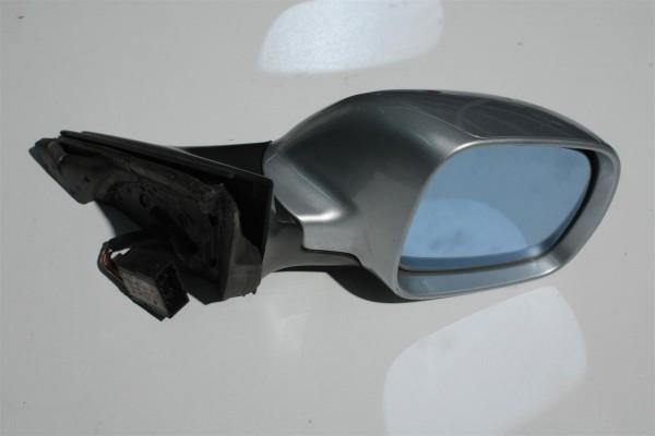 Audi A3 8L Außenspiegel Rechts BFS silber 8L1858532