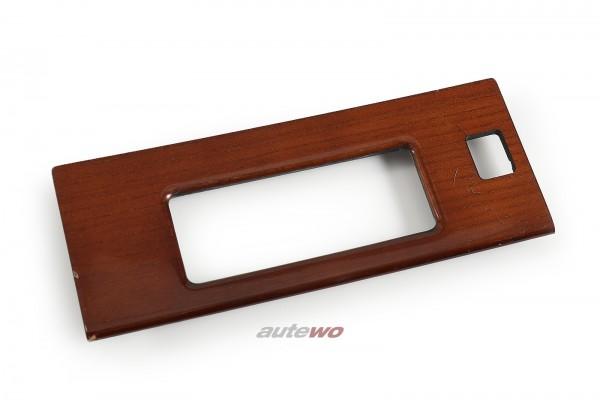 895820325 Audi 80/90/Coupe Typ 89 Zebrano-Holzzierleiste Klimatronic