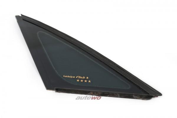 4E0845299M Audi A8/S8 4E/D3 Seitenscheibe Hinten Links Grünglas