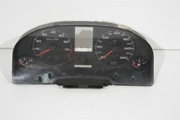 Audi 80 B4 4/5 Zylinder Kombiinstrument Nippon Seiki UN4 260km/h 8A0919033AK