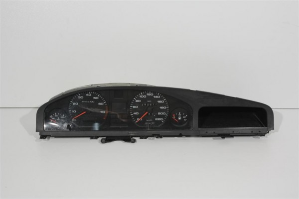 Audi 100 Typ 44 Kombiinstrument 220 km/h Tacho 443919033DC