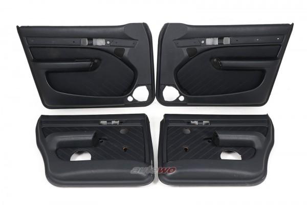 Audi 100/S4/A6/S6 C4 Türverkleidungen Stoff Satin 2x elektrische Fensterheber