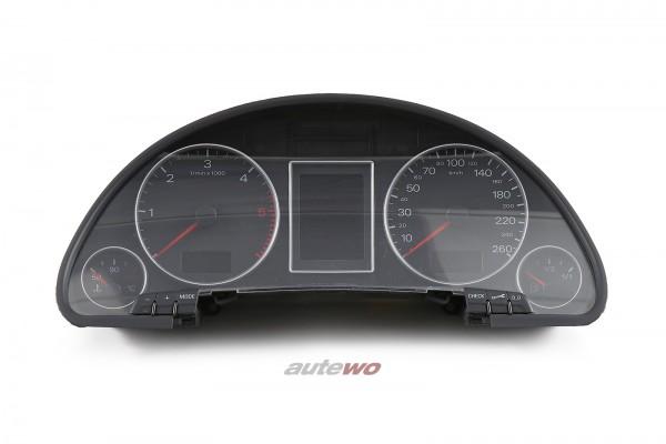 8E0920932K Audi A4 8E/B7 2.0-2.5l TDI Kombiinstrument FIS-Display/MFA color
