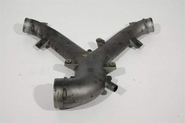 Audi S4/B5 2.7l Biturbo AGB/ARE/BES Saugrohr/Luftverteilergehäuse 078133351C
