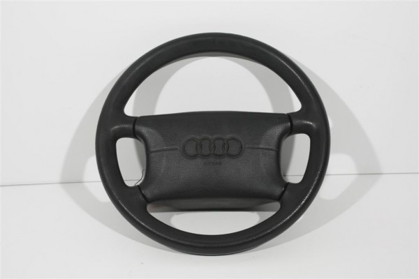 Audi Cabrio/A4/A6/A8 Lenkrad 4-Speichen Plastik mit Schleifring 4A0419091N