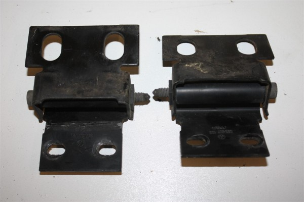 Audi 80 Typ 89 Pralldämpfer Stoßstange Vorne Links/Rechts 893807129