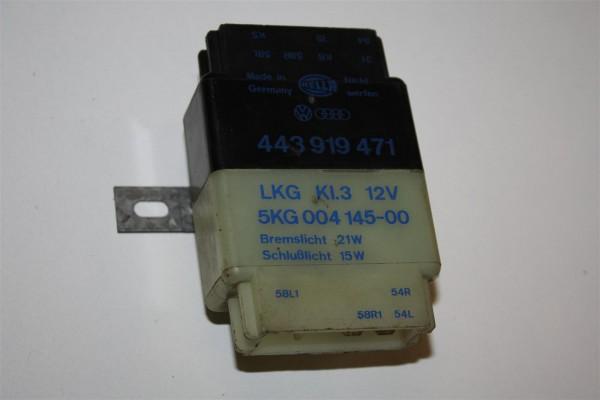 Audi/VW 80/90/100/200/V8 Lampenkontrollgerät hinten 443919471