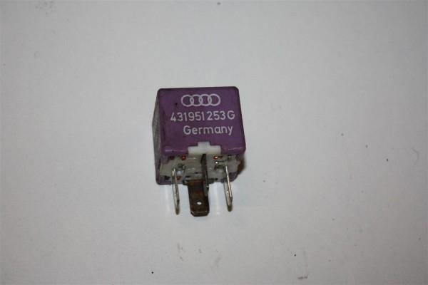 Audi/VW 80/100/A4/A6 Relais Nebelscheinwerfer 431951253G