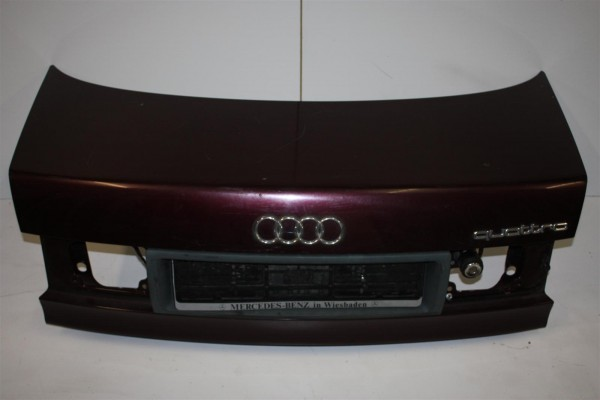 Audi 80 B4 Limousine Heckklappe Rubinrot LZ3N 8A5827023E