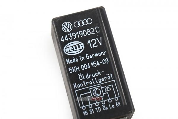 Audi/VW 80/100 Relais 312 Öldruckwarnung 5 Zylinder 443919082B 443919082C