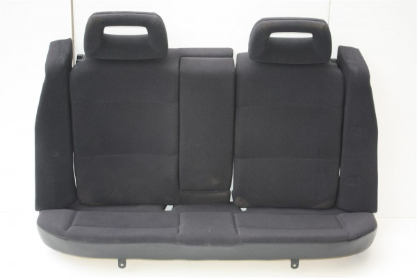 Audi 80 B4 Limousine Rücksitzbank Stoff Filanda anthrazit SX