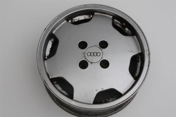 Audi 80/90 Typ 89 Alufelge Kanaldeckel 6Jx15 ET37 LK 4x110 895601025B