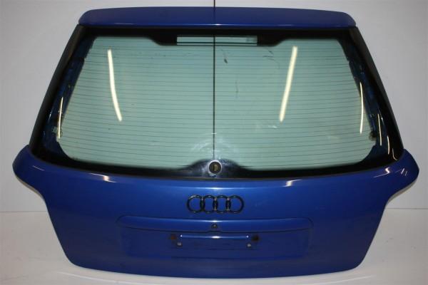 Audi A4 B5 Avant Heckklappe Nogaroblau LZ5M 8D9827023D