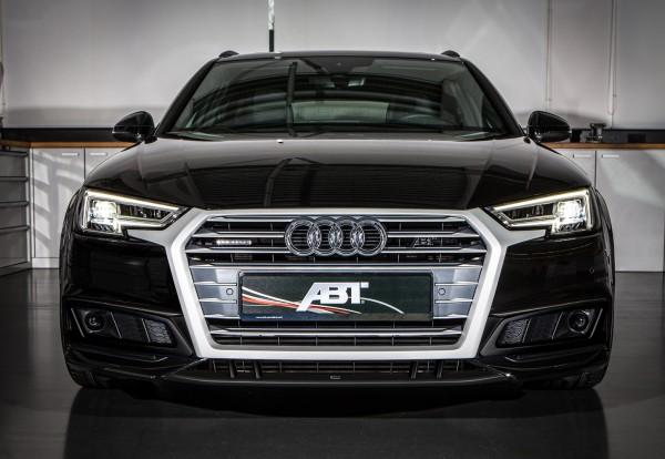 ABT Sportsline Audi A4 8W Frontgrillblende silber 8W008002171