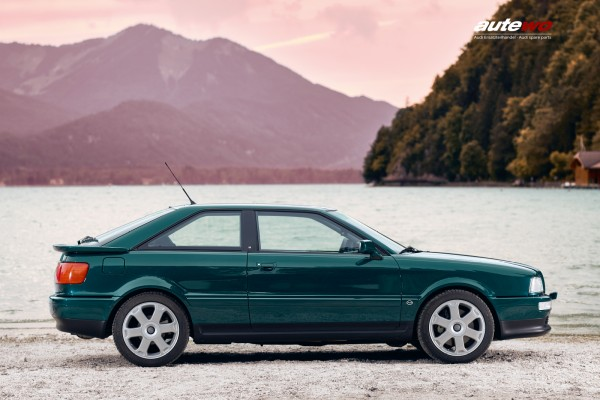 Poster DIN A2 Audi Coupe Typ 89 S2