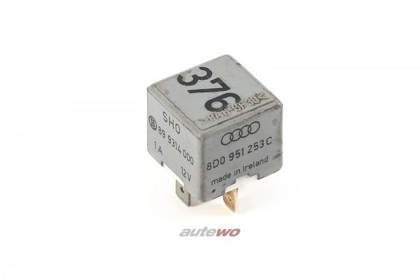 Audi/VW 80/A6 Relais 376 Schaltsperre 8D0951253C
