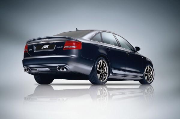 ABT Sportsline Audi A6 4F Limousine Sport-Endschalldämpfer + Diffusor 4F0800103