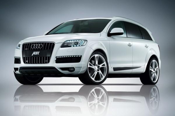 ABT Sportsline Audi Q7 4L Frontgrill 4L9817170