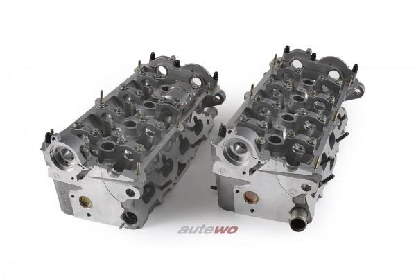 077103351B/077103351C NEU Audi V8 D11 3.6l PT Set Zylinderköpfe leer