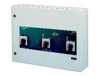 APC SBP300E Single System - Umleitungsschalter - Grau - für Silcon DP360E