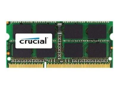 Crucial Arbeitsspeicher 4 GB DDR3L SODIMM (CT51264BF160B) Neu & OVP