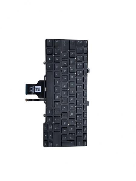 DELL Latitude 7400 Keyboard Backlit Swedish Finnish Nordic (0Y553V) Neuwertig