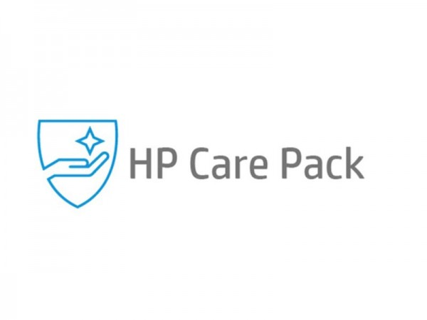 Electronic HP Care Pack Next Business Day Hardware Support for Travelers - Serviceerweiterung - Arbe
