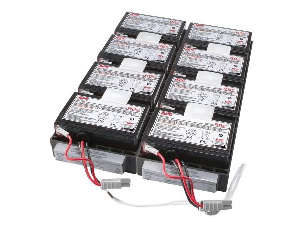 APC Replacement Battery Cartridge #26 - USV-Akku Bleisäure - Schwarz - für P/N: SU2200XLTX153, SU24R