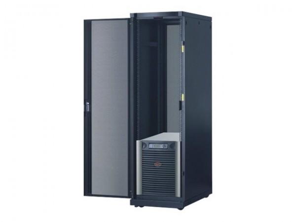 APC Symmetra LX 4kVA Scalable to 8kVA N+1 - Strom - Anordnung (Rack - einbaufähig) - Wechselstrom 22