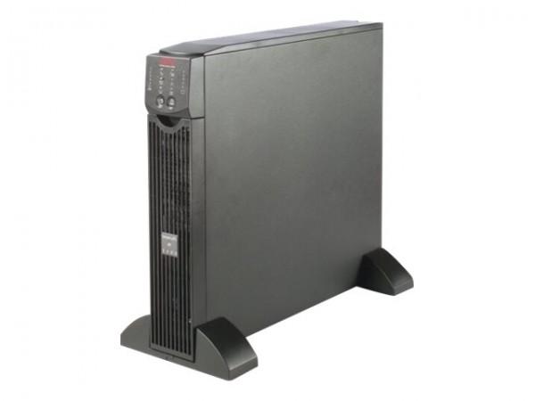 APC Smart-UPS RT 1000 - USV - Wechselstrom 220/230/240 V - 700 Watt - 1000 VA - Ausgangsanschlüsse: