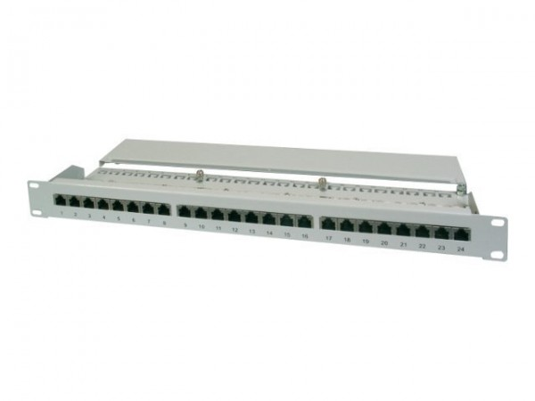 "DIGITUS - Patch Panel - RJ-45 X 16 - 1U - 48.3 cm (19"")"