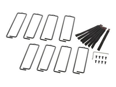 APC - Kabelmanagementring - 1U - für NetShelter SX