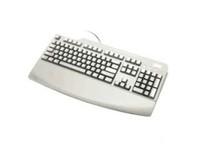 Lenovo Preferred Pro - Tastatur - USB - Deutsch - Pearl White - retail